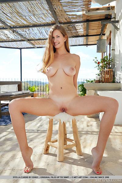 Stella Cardo in Natural Highlight by Erro