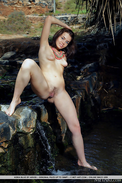 Keira Blue in Downstream by Arkisi