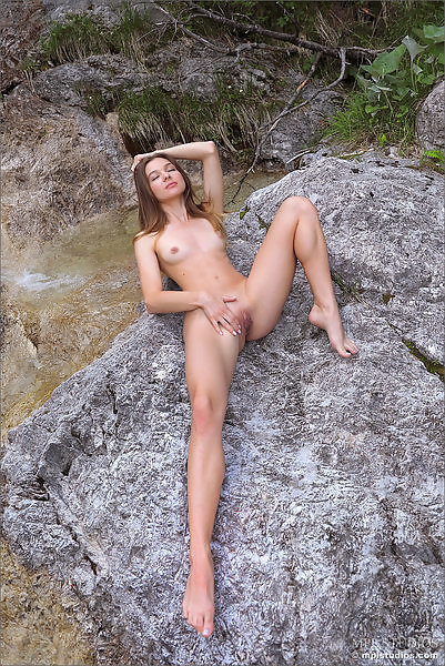 Stefani in Natural Wonder