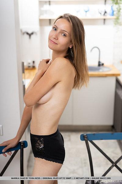 Marika Zane in Sexy Brunch by Tora Ness