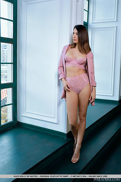 Alice Kelly in Loft View by Matiss