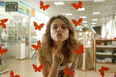 Sofia Orlova Hell To Heaven at Zishy