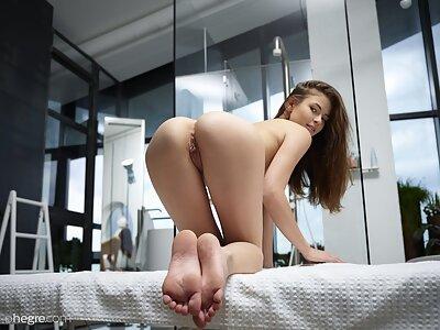 Jenna in Female Lust by Hegre-Art